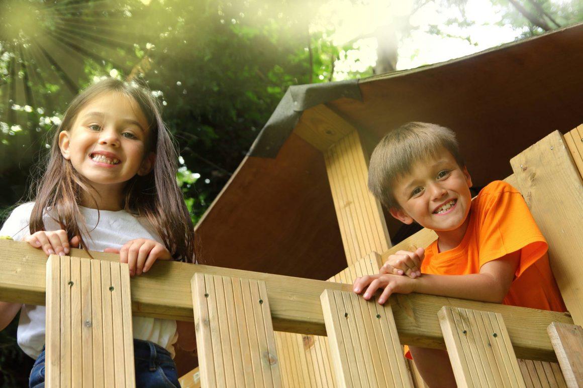 Comment choisir sa cabane en bois pour enfant ?