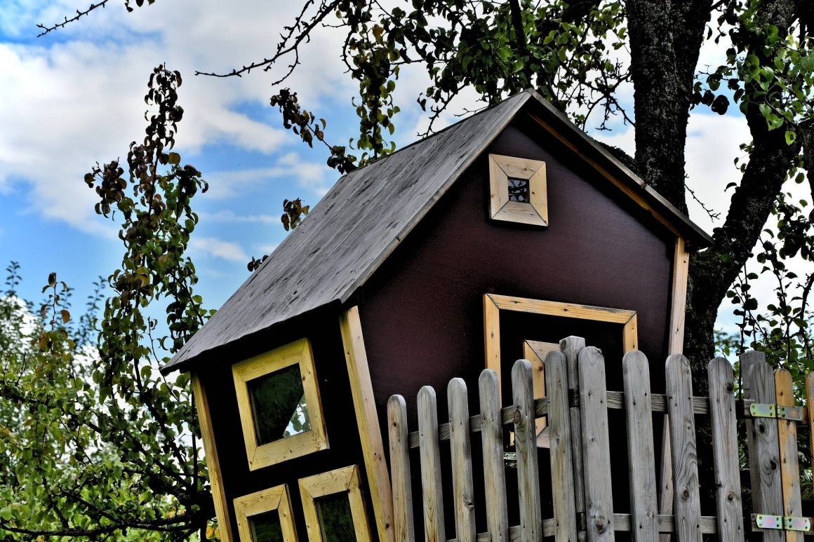 Découvrez les meilleures cabanes pour enfants