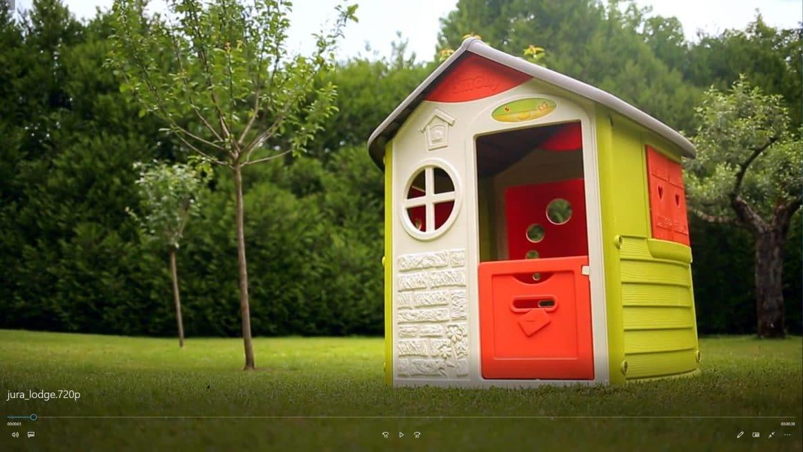 Pourquoi choisir une cabane en plastique Smoby ?